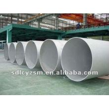 Tubería de acero revestida del ABS / Rubber / HDPE / Epoxy / Paint / PVC / PE