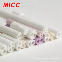 MICC Alumina ceramic tubes with holes