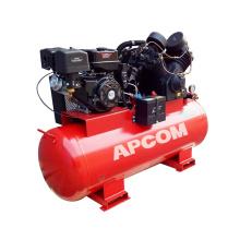 APCOM 6HP 8HP 10HP Gasoline Air Compressor 8 Bar12 Bar 16Bar Petrol Air Compressor Cheap For Sale