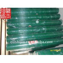 Сетка с виниловым покрытием и проволочная сетка с покрытием 1/2 дюйма