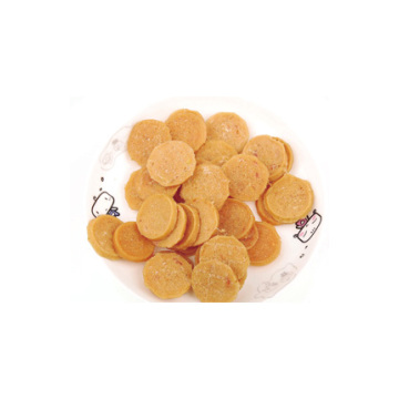 CHICKEN ROUND JERKY DOG TREATS