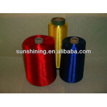 100D/38F cake dyed viscose filament yarn