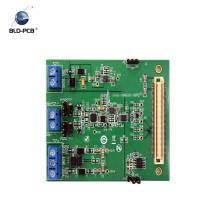 Capacitor 2 camada 1 OZ 1,6 mm FR4 laminado de cobre laminado Sem chumbo HASL 94 v0 PCB placa