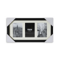 Home Decoration PS Photo Frame with Multiple Open