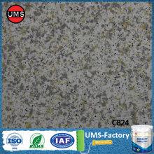 Granite stone effect coating for concrete