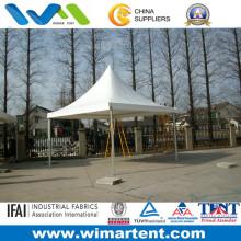 5mx5m White Aluminum Struture PVC Pagoda Tent for Party