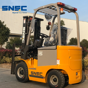 1.5 Ton Electric Fork Lifter AC Power