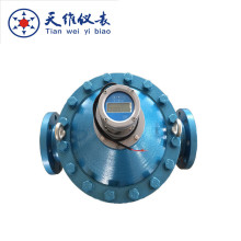 Positive Displacement Engine Oil Flow Meter