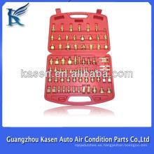 Acondicionador de aire automático A / C dispositivo de prueba de fugas para el coche general