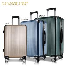 Trolley-Reisetasche mit 3 Teilen für unterwegs