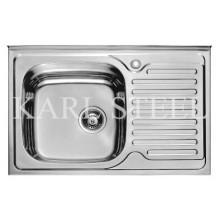 Drain (7850) Grade 304 Stainless Steel Sink
