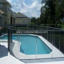 Aluminium Swimming Pool Fencing