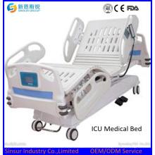 Больничная электрическая многофункциональная медицинская койка для медсестер
