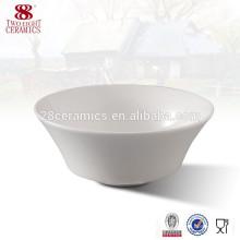 Vajilla de porcelana fina Tazones de fuente de postre de arroz chino pequeño