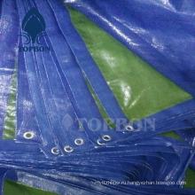 PE Брезент с УФ покрытием для лодочного покрытия Tb120