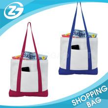 nonwoven tote recycle custom shoulder bag