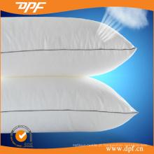Travesseiro de enchimento de fibra de hotel 3-5 estrelas (DPF060966)