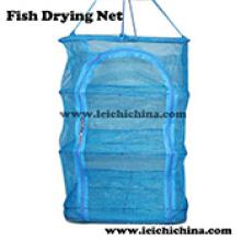 Rede de Secagem de Peixe de 3 Camadas