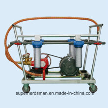 Mobile Sprayer for Poultry Farm