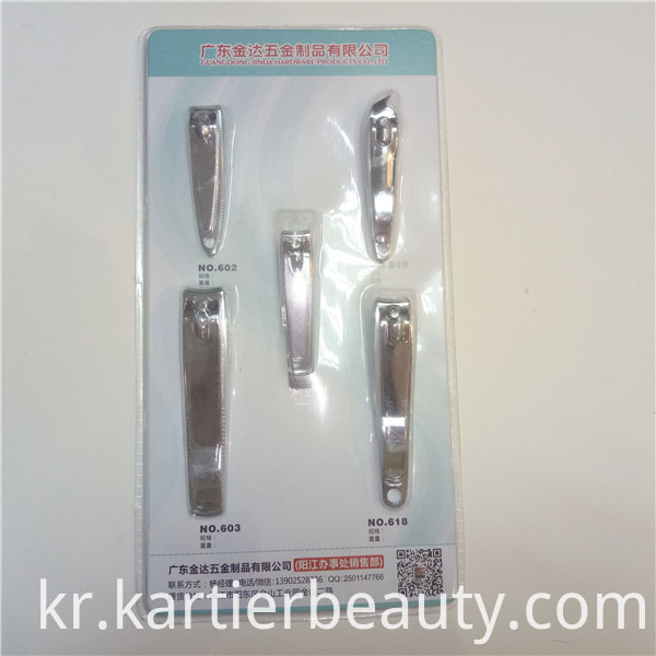 Nail Clipper Set