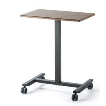 Pneumatic Adjustable Height Standing Computer Desk