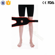 Flexible Black Elastic best knee support for running for runner