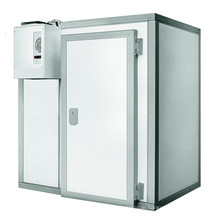 Energiesparender gekühlter Behälter-mobiler Kühlraum