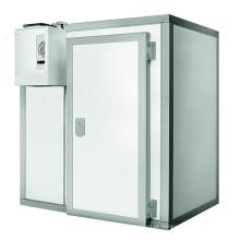 Sala fria móvel refrigerada de poupança de energia do recipiente