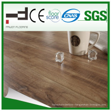 12mm Laminate Glossy White European Style Laminated Flooring