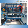 Colored Steel Sandwich Panels Cold Forming Machine