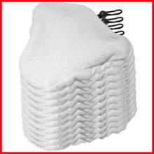 Frete grátis!!! Microfibra Steam mop pads / pad para x 5 H20 mop
