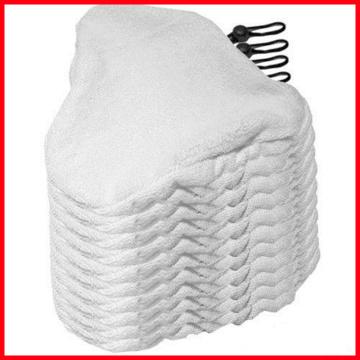 ¡¡¡Envío gratis!!! Almohadillas de microfibra Steam mop / pad para x 5 H20 mop