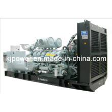 1500kVA Electric Generators Powered by Perkins Diesel Engine