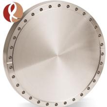 Venta caliente brida de titanio rf brida forjada clase 150 dn100