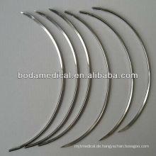 Einmal-chirurgische Stahlnadel