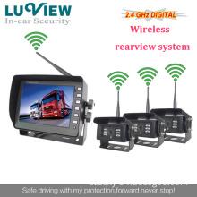 New! 2.4GHz Digital Wireless Camera System with 5.6 Inch Wireless Monitor