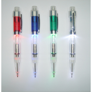 Plastic Pens with Lights