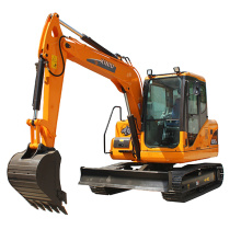 Rhinoceros 8 ton crawler excavator XN80-E