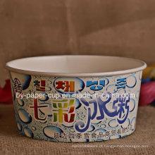 Personalizado de papel Bowl para Saladin boa qualidade