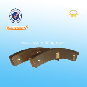 OEM Manufacturer for Piston Shaft Plate Locked bar for sandvik crusher supply to Cameroon Wholesale