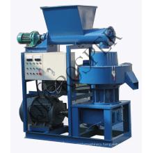 Rice Husk Palm Kernal Residues Palm Fiber Pellet Machine 500-600kgs Per Hour