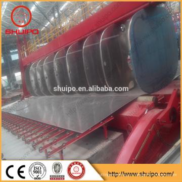laminadora de placa de acero para tanque de combustible