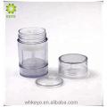 Push up deodorant containers 75 ml deodorant stick container empty packaging deodorant 60ml