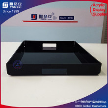 China Supplier Sales Acrylic Food Tray