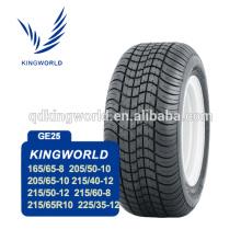 pneu de voiture de sport 165 / 65-8 Les plus populaires