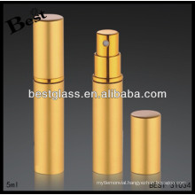 5/20/40/80ml amber metal perfume bottle, aluminium katy perry perfume, katy perry perfume with printing