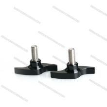 Aluminum Colored Knob Thumb Screws and Bolts for Multicopters