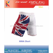 Exotic MMA Shorts New Designs 2016 Hot Collection / Flag printed MMA Short