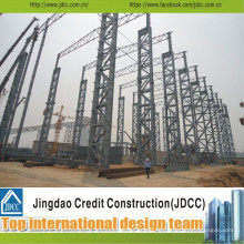 Stahlkonstruktion Einfache Installation Gute Werkstatt