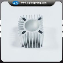 Customized machining precison anodized aluminum heatsink